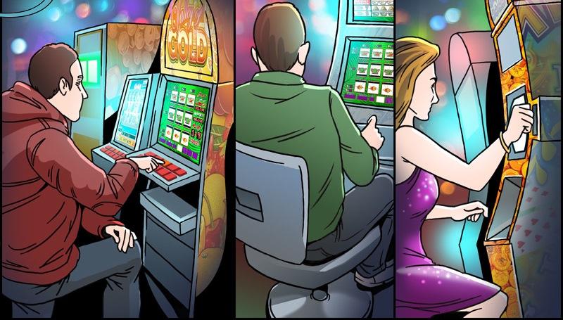 Игровые клубы